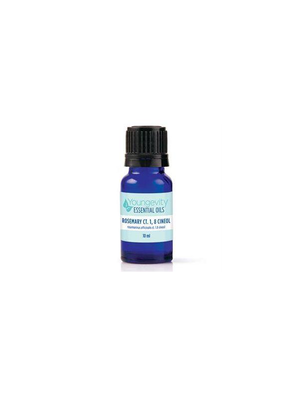 Rosemary Ct. 1, 8 Cineole Essential Oil - 10ml