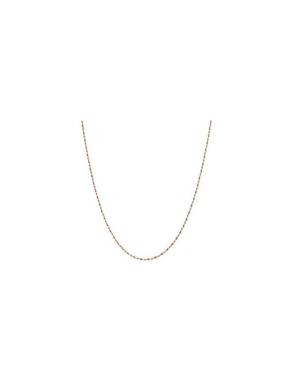 Rose Gold Nora Chain - 32""