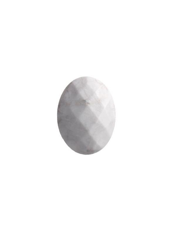 Howlite Oval Stone