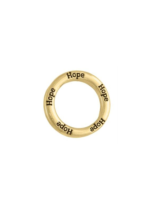 'Hope' Large Gold Coin