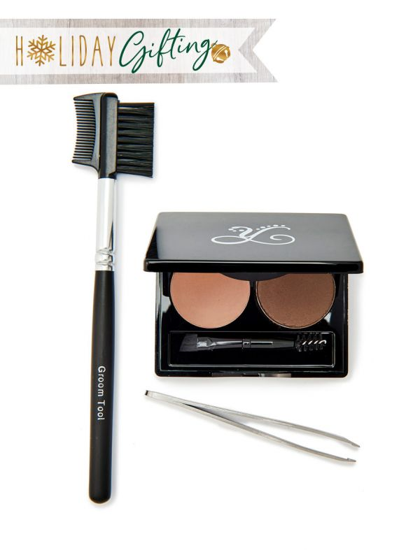 Sleigh Brows - Brown