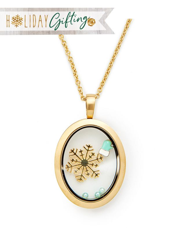 Winter Wonderland Locket