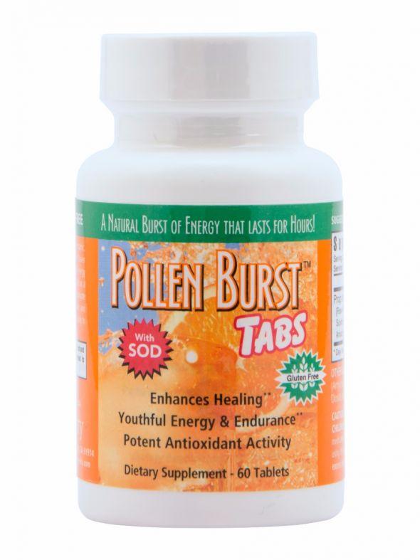 Pollen Burst™ Tabs - 60 tablets