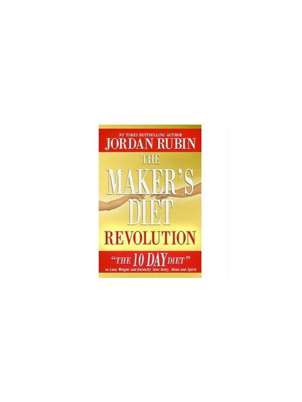 Makers Diet Revolution book (1 copy)