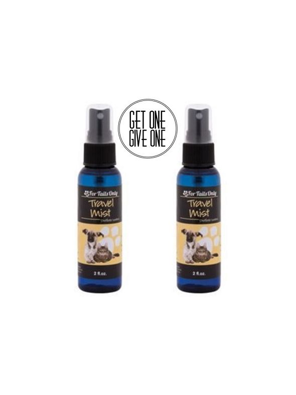 Travel Mist [QTY: 2; Give One Get One FREE]