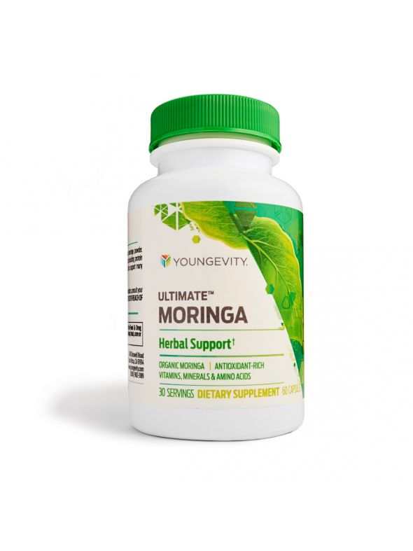Youngevity Ultimate Moringa Capsules- 60 capsules