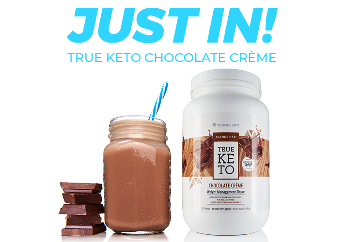 True Keto Shake - Chocolate